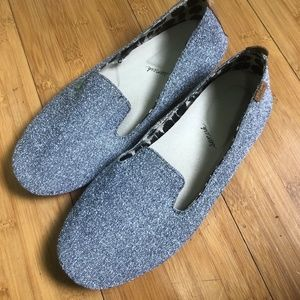 New With Box Sanuk Piper Slip Ons Shoes